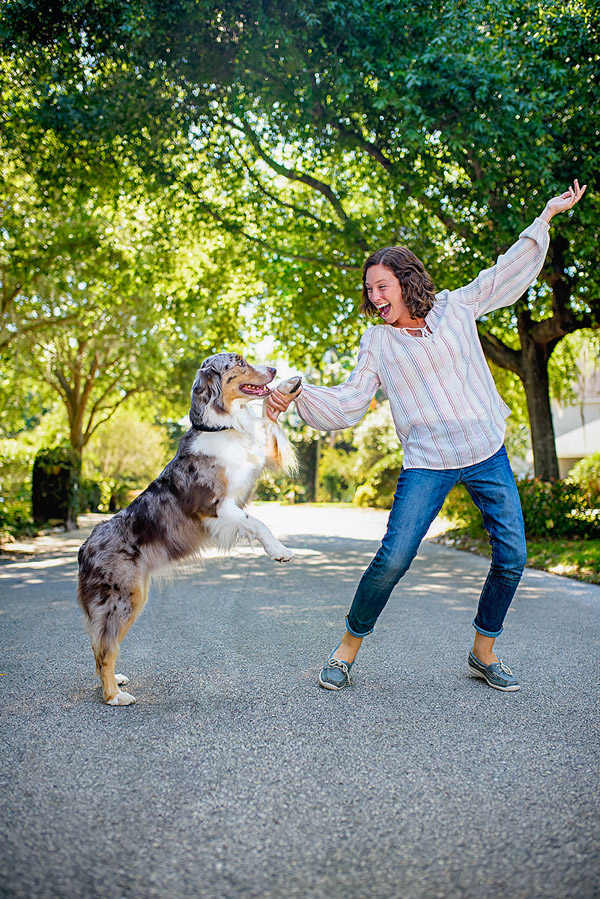 commercial pet & people photography for vetriscience by cowbelly media