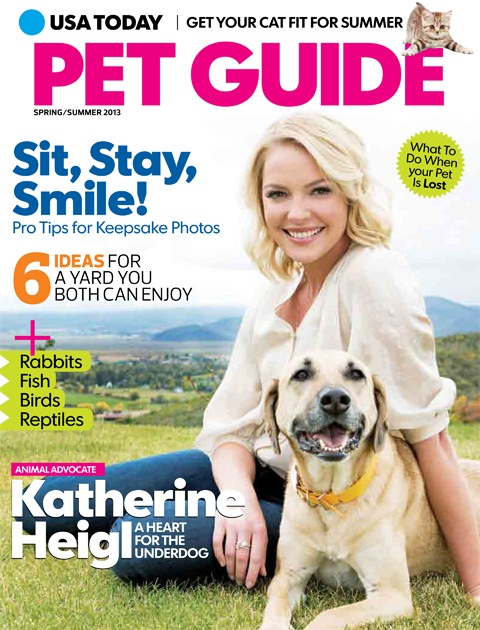USA Today Pet Guide Magazine Article With Photography Tips by Cowbelly